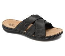 Benaix Sandalen in schwarz