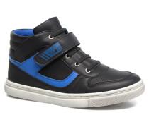 Swan Sneaker in schwarz