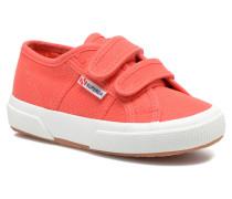 2750 J Velcro E Sneaker in rosa