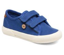 Birch Velcro Sneaker in blau