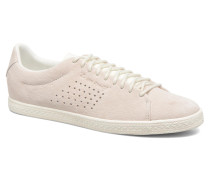 Charline Nubuck Sneaker in beige