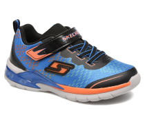 Erupters II Lava Arc Sneaker in blau