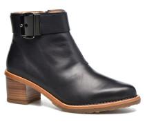 Bouvier S583 Stiefeletten & Boots in schwarz