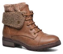 Bring 2 Stiefeletten & Boots in braun
