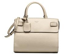 Cate satchel Handtasche in goldinbronze
