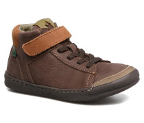 E381 Fundy Sneaker in braun