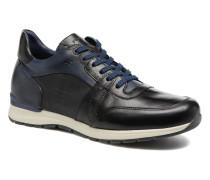 Erik 9813 Sneaker in schwarz