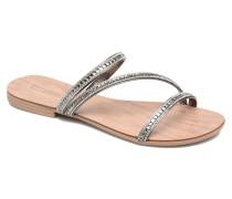 Nil sandal Sandalen in silber
