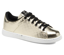 Deportivo 3D Sneaker in goldinbronze