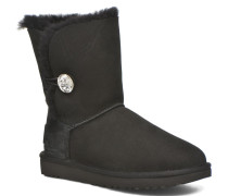 W Bailey Button Bling Stiefeletten & Boots in schwarz