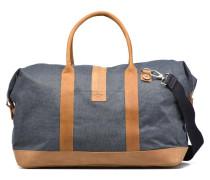 Weekender Cotton Reisegepäck für Taschen in grau