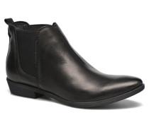 Caliona Stiefeletten & Boots in schwarz