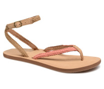 Gypsy Wrap Zehensandalen in rosa