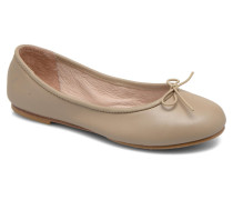 Girls Arabella Ballerinas in beige