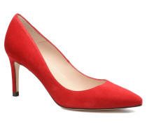 Floret Pumps in rot
