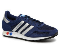 LA Trainer Sneaker in blau