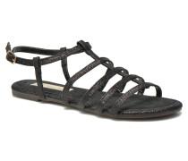 Dominicana 30160 Sandalen in schwarz