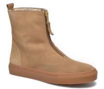 Coronille Stiefeletten & Boots in braun