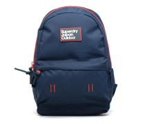 SUPER TRINITY MONTANA Rucksäcke für Taschen in blau