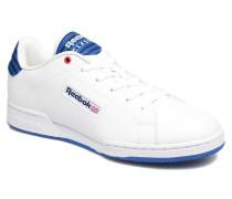 Npc Ii Un Stripes Sneaker in weiß