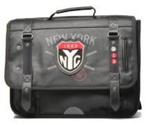 Cartable NYC 38cm Schulzubehör für Taschen in grau