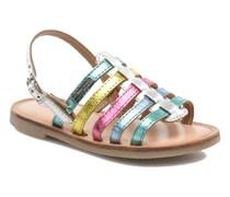 LILOU Sandalen in mehrfarbig