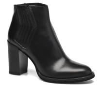 Yllip Stiefeletten & Boots in schwarz