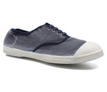 Tennis Vintage H Sneaker in blau