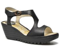 Yanca Sandalen in schwarz