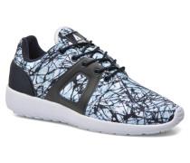 Super Tech Sneaker in blau