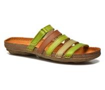 Torcal N327 Clogs & Pantoletten in grün