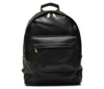 Gold tumbled Backpack Rucksäcke für Taschen in schwarz