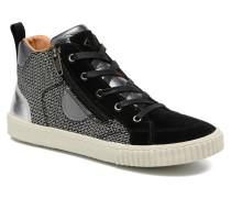 Vinz Glit Sneaker in schwarz
