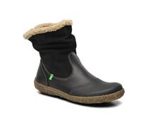 Nido Ella N758 Stiefeletten & Boots in schwarz