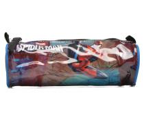 Trousse SpiderMan Schulzubehör für Taschen in mehrfarbig