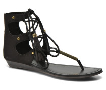 JAKKI Sandalen in schwarz