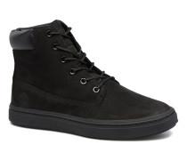 Londyn 6 Inch Sneaker in schwarz