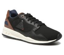 LCS R900 Craft S Nubuck Sneaker in schwarz