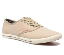 JJ Spider Chambray Sneaker in beige