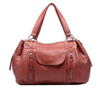 Jihano Leather Bag Handtaschen für Taschen in weinrot