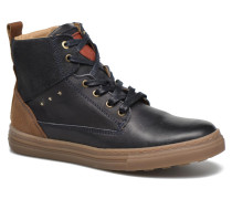 Benevento II mid JR Sneaker in blau