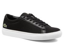 L.12.12 Bl 2 Sneaker in schwarz