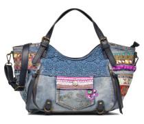 Rotterdam Exotic Jeans Handtaschen für Taschen in blau