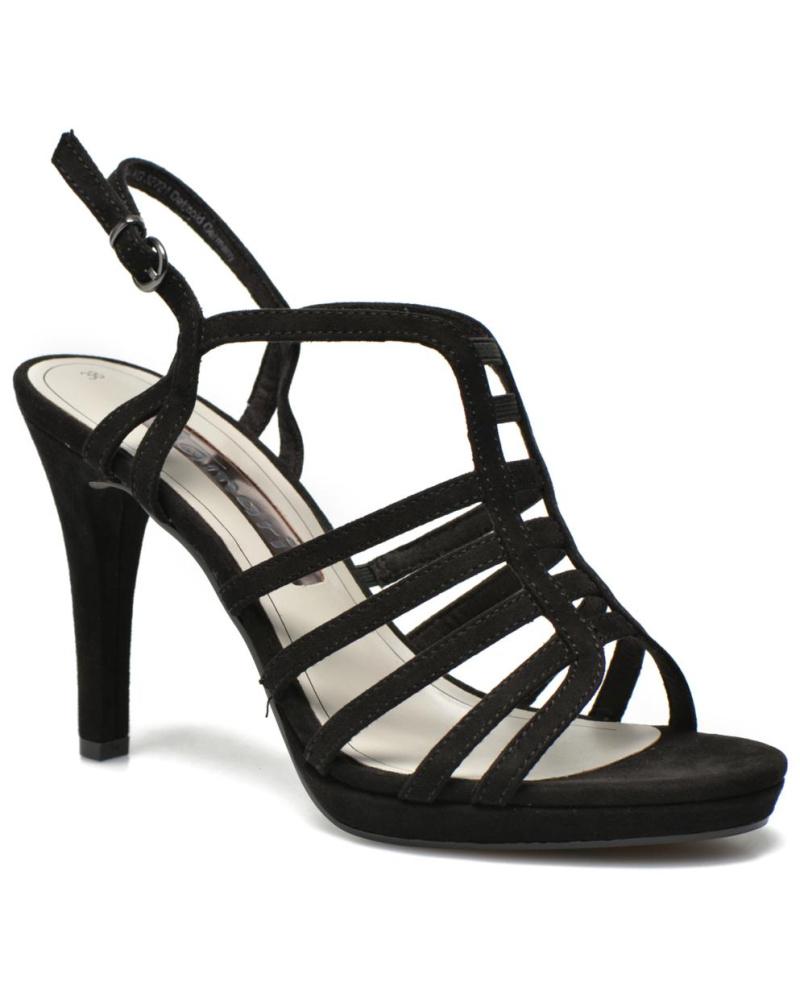 tamaris damen tamaris tivoli sandalen f r damen. Black Bedroom Furniture Sets. Home Design Ideas