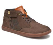 Groveton Chukka Sneaker in rot