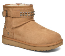W Neva Deco Studs Stiefeletten & Boots in braun