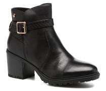 Pila Stiefeletten & Boots in schwarz