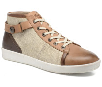 Happyness Sneaker in braun