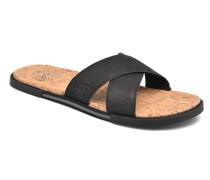 M Ithan Cork Sandalen in schwarz