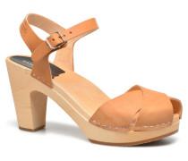 Merci Sandal Sandalen in beige